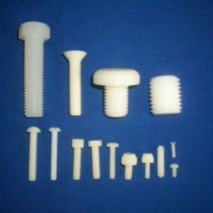 پیچ پلاستیکی